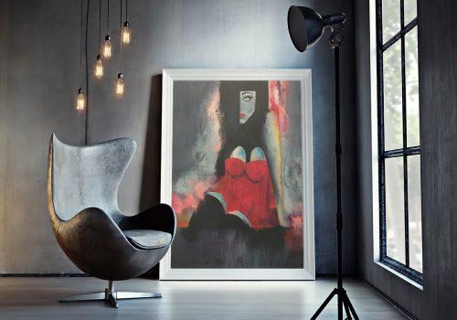 Rikke Kjelgaards art webshop