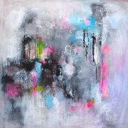 Rain - art by Rikke Kjelgaard